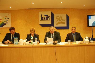Preyzdium 60 Zgromadzenia Przedstawicieli KSM