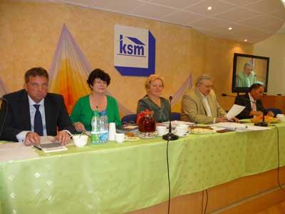 Prezydium Zebrania Przedstawicieli KSM