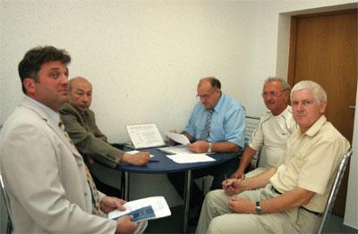Komisja Skrutacyjna Zebrania