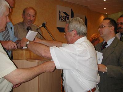 Tajne głosowanie nad udzieleniem absolutorium członkom Zarządu